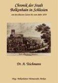 Chronik der Stadt Bolkenhain in Schlesien
