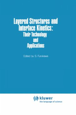 Layered Structures and Interface Kinetics - Furukawa, S. (Hrsg.)