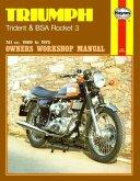 Triumph Trident & BSA Rocket 3 (69 - 75)