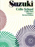 Suzuki Cello School, Cello Part