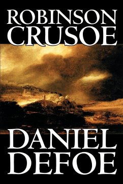 Robinson Crusoe by Daniel Defoe, Fiction, Classics