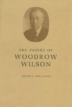 The Papers of Woodrow Wilson, Volume 30: May-September, 1914 - Wilson, Woodrow
