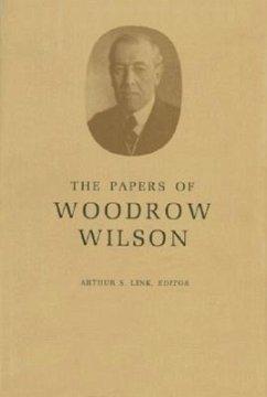 The Papers of Woodrow Wilson, Volume 30: May-September, 1914 - Wilson, Woodrow