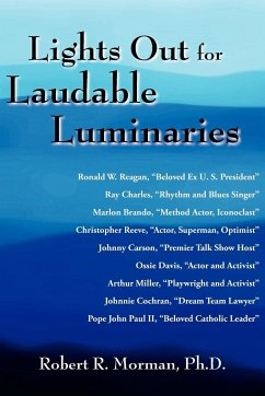 Lights Out for Laudable Luminaries
