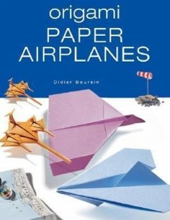 Origami Paper Airplanes - Boursin, Didier