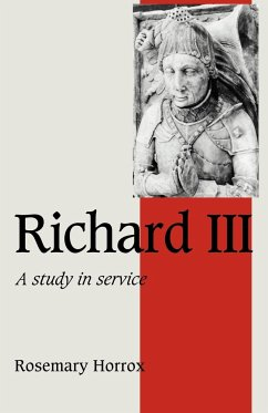 Richard III - Horrox, Rosemary