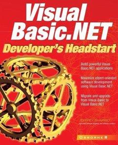 Visual Basic.Net Developer's Headstart - Shapiro, Jeffrey R.