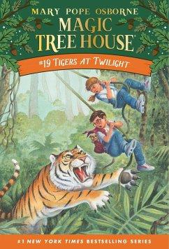 Tigers at Twilight - Osborne, Mary Pope