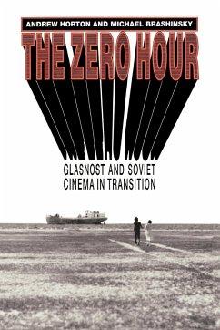The Zero Hour - Horton, Andrew Brashinsky, Michael