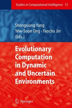 Evolutionary Computation in Dynamic and Uncertain Environments - Yang, Shengxiang / Ong, Yew-Soon / Jin, Yaochu (eds.)