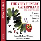 The Very Hungry Caterpillar, 1 Audio-CD
