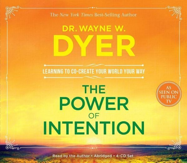 Power of intention dyer