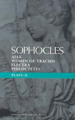 Sophocles Plays - Sophocles