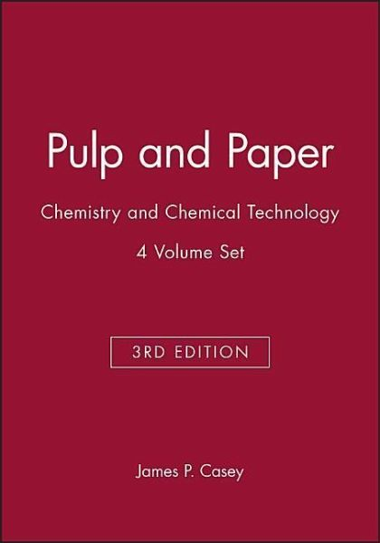 Pulp and paper chemistry