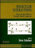 Molecular Interactions: From Van Der Waals to Strongly Bound Complexes