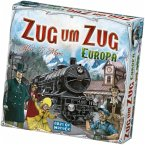 Zug um Zug (Spiel), Europa