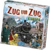 Zug um Zug, Europa (Spiel)