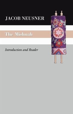 The Mishnah: Introduction and Reader