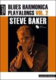 Blues Harmonica Playalongs, m. Audio-CD