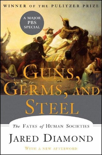 guns germs and steel the fates of human societies thesis Review of guns, germs, and steel book review katrina yurkiw guns, germs, and steel: the fates of human societies jared diamond w w norton and company april 1st, 1999 480 pages isbn.