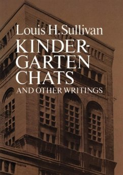 Kindergarten Chats and Other Writings