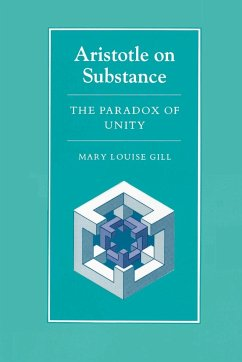 Aristotle on Substance - Gill, Mary Louise