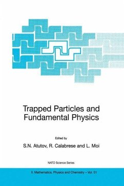Trapped Particles and Fundamental Physics - Atutov