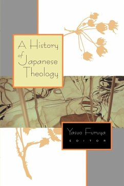 A History of Japanese Theology