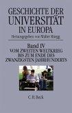 Geschichte der Universität in Europa 1946 - 1990
