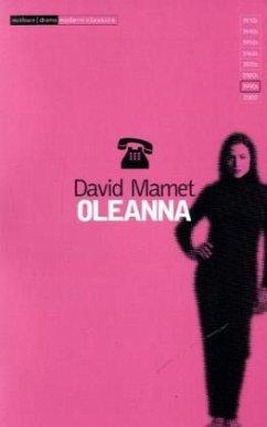 Oleanna - Mamet, David