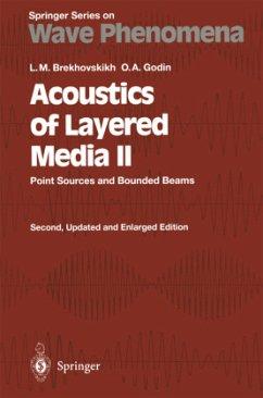 Acoustics of Layered Media II - Brekhovskikh, Leonid M.;Godin, Oleg A.