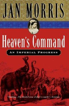 Heaven's Command - Morris, Jan