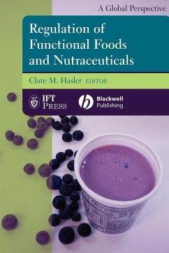 Regulation of Functional Foods and Nutraceuticals - Hasler, Clare