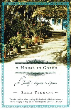A House in Corfu - Tennant, Emma