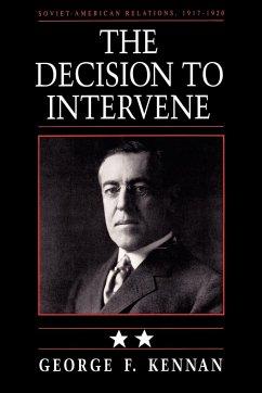 Soviet-American Relations, 1917-1920, Volume II - Kennan, George Frost