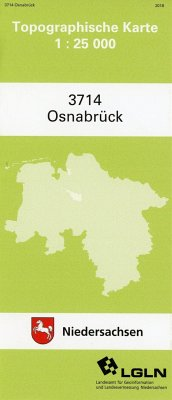 Osnabrück 1 : 25 000