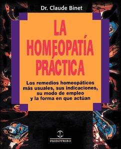 La Homeopatia Practica - Binet, Claude