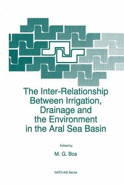 The Inter-Relationship Between Irrigation, Drainage and the Environment in the Aral Sea Basin - Bos, M.G. (Hrsg.)
