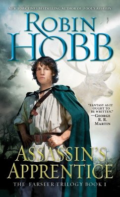 Assassin's Apprentice - Hobb, Robin