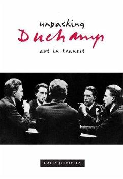Unpacking Duchamp - Judovitz, Dalia