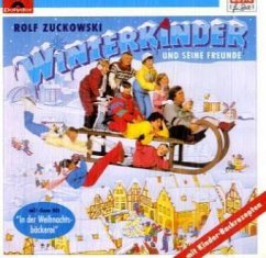 Winterkinder, 1 CD-Audio - Zuckowski, Rolf