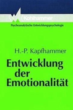 Entwicklung der Emotionalität