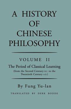 History of Chinese Philosophy, Volume 2 - Fung, Yu-Lan