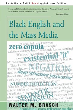 Black English and the Mass Media