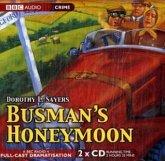 Busman's Honeymoon, 2 Audio-CDs\Hochzeit kommt vor dem Fall, 2 Audio-CDs, englische Version