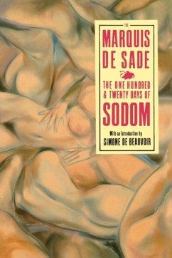 The 120 Days Of Sodom - Sade, Marquis de