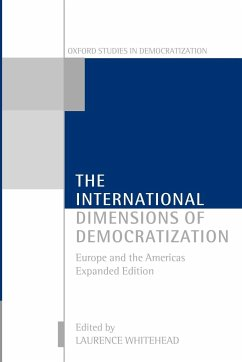 The International Dimensions of Democratization - Whitehead, Laurence (ed.)