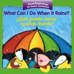 What Can I Do When It Rains? / Que puedo hacer cuando llueve?