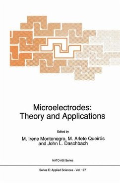 Microelectrodes: Theory and Applications - Montenegro
