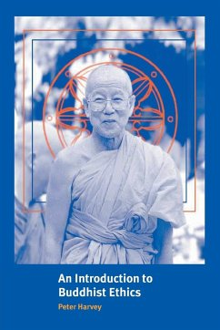 An Introduction to Buddhist Ethics - Harvey, Peter